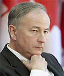 Justice Minister Rob Nicholson